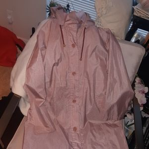 Maxime Labeyrie lightweight rain coat M